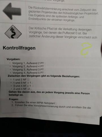 Beziehungen/ Vorgänge - (SAP, Projektmanagement)