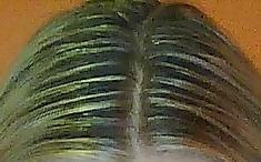 Jetziger Ansatz (war vor 2 Tagen beim Friseur) - (Geld, Haare, Angst)