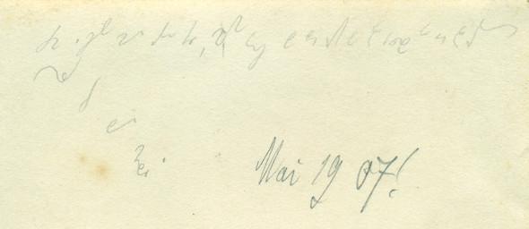 Steno1907 - (Übersetzung, Stenografie, Kurzschrift)