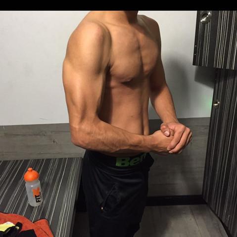 Bizeps - (Körper, Fitness, Bodybuilding)