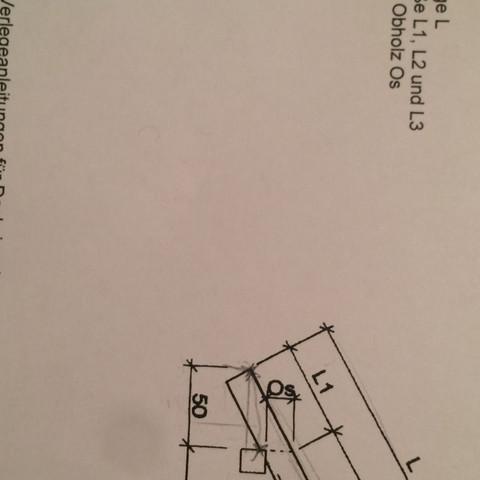 Sparren - (Mathe, Mathematik, Hausbau)