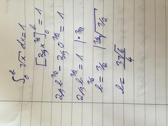 Hier ein Bild - (Mathematik, Integration analysis)