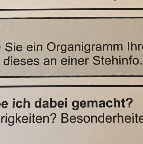 Was ist eine stehinfo? - (deutsch, Hausaufgaben, Gesellschaft)