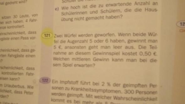 121 - (Schule, Mathe)