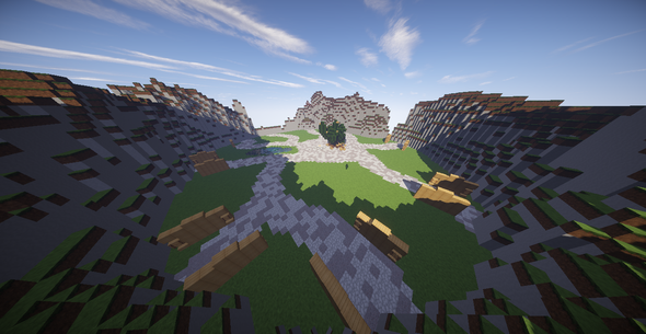 Minecraft Servernetzwerk