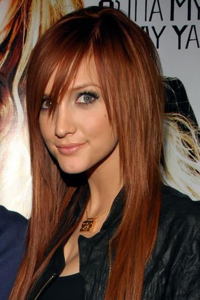Braune Haare - kupferfarben färben? Geht das auch ohne