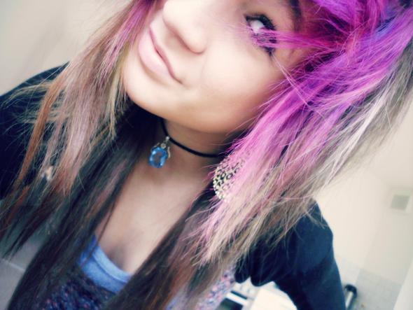 7. - (Haare, Kosmetik, scene hair)