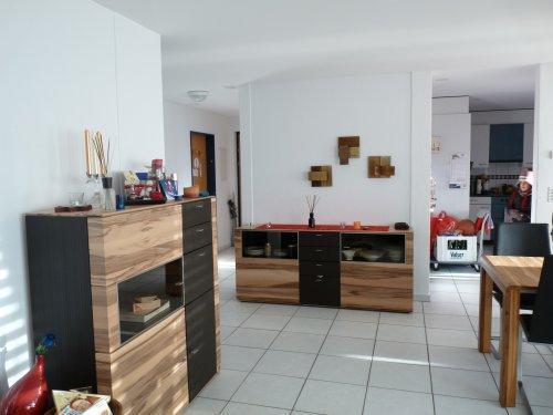 Fantastisch Braune Ledercouch Und Nussbaum Möbel   Welche Wandfarbe Passt? (Farbe,  Wohnen)