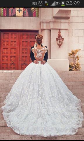 brautkleid - (Hochzeit, Brautkleid)