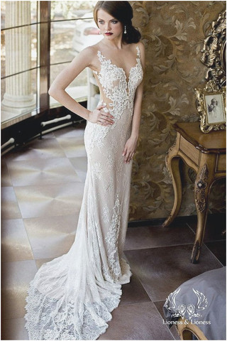 Brautkleid Lioness Lioness Kaufen Mode Hochzeit