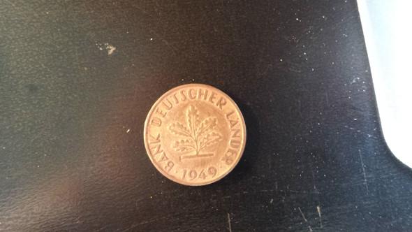 Brd 1949 10 Pfennig Wert Münzen Münze Bundesrepublik Deutschland