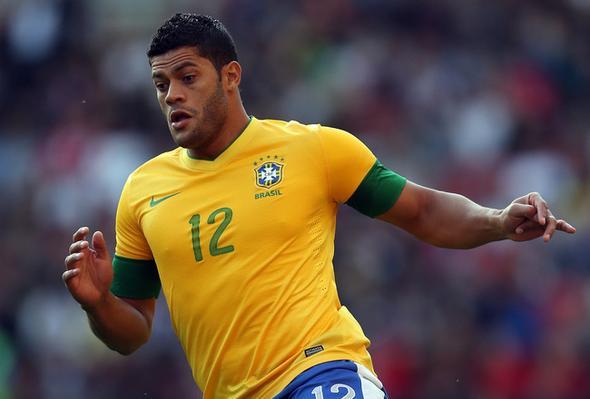 Hulk Fußballer
