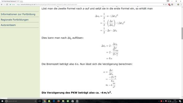 teil2 - (Mathematik, Physik)