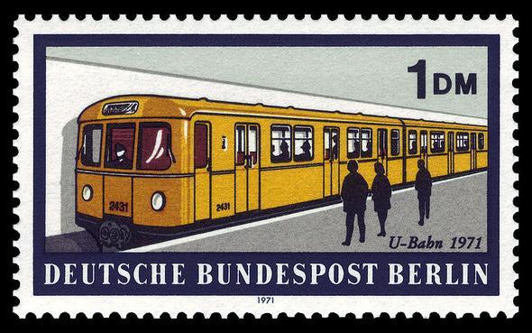 Briefmarke Berlin 1950 Wert Browser Briefmarken