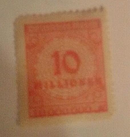 1 mio deutsches reich - (Wert, Briefmarken, Sammlung)