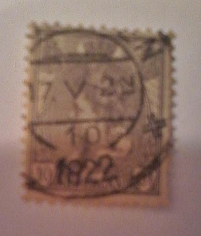 1822 netherlands - (Wert, Briefmarken, Sammlung)