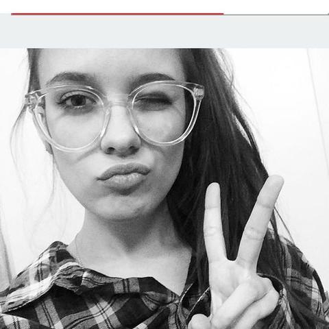 Luna Darko und die Brille die ich suche :) - (Brille, LUNA, darko)