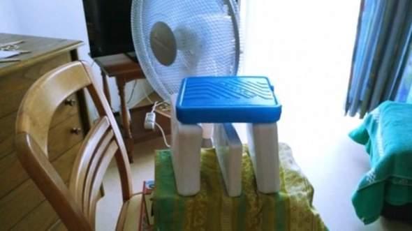 Bringt diese selbstgebaute Klimaanlage etwas?