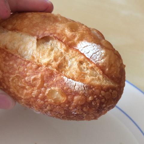 Weißer Belag auf dem Brot? - (essen, Lebensmittel, Nahrung)