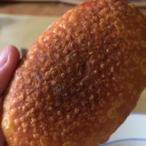 Die Unterseite des Brotes! - (essen, Lebensmittel, Nahrung)