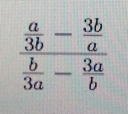 Aufgabe   (Mathematik, Bruch, Variablen)
