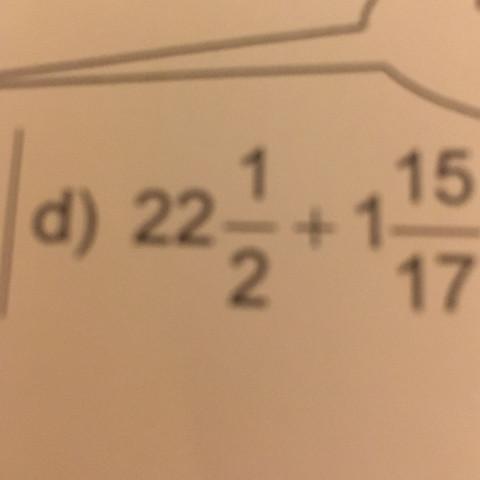 Mathe  - (Mathe, Bruch, addieren)