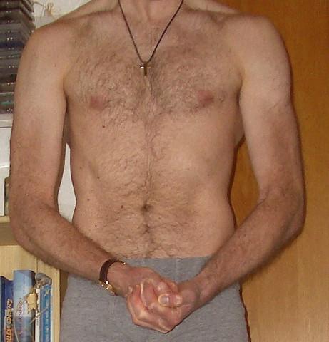 - (Männer, Attraktivität, Körperhaare)
