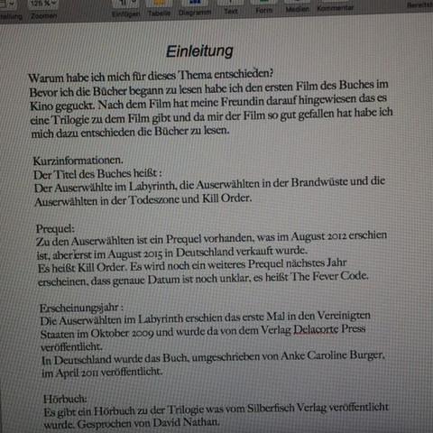 Nummer 1 - (Schule, deutsch, Buch)