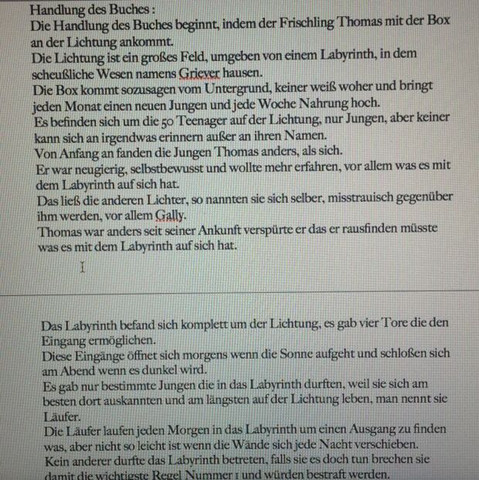 Nummer 4  - (Schule, deutsch, Buch)
