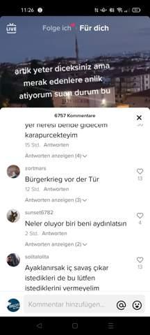 Ist ein Bürgerkrieg in der Türkei möglich?