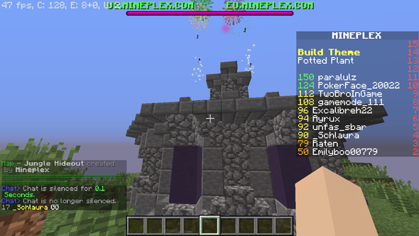 Das Problem - (Minecraft, Server, Bug)