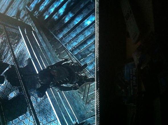 In der Luft schweben - (Bug, Rise-of-the-Tomb-Raider)