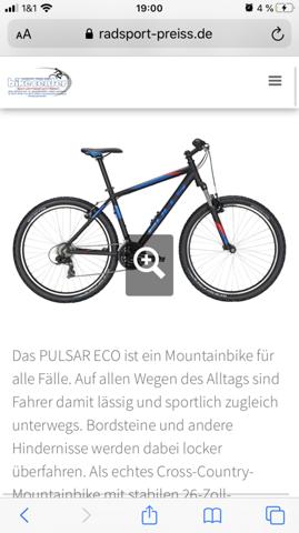 - (Computer, Fahrrad, Mountainbike)