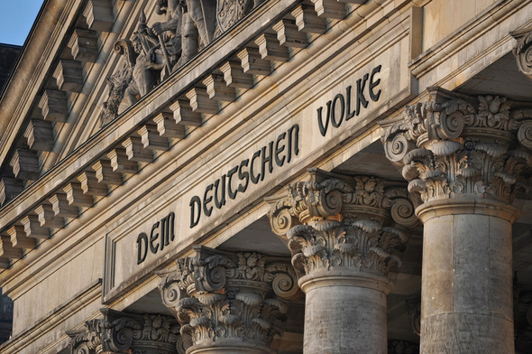 Bundestag - (Politik, Umfrage, Partei)