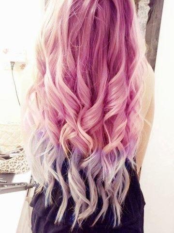 Nummer 2 - (Haare, färben)