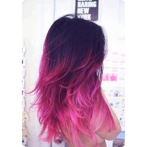 Nummer 3 - (Haare, färben)