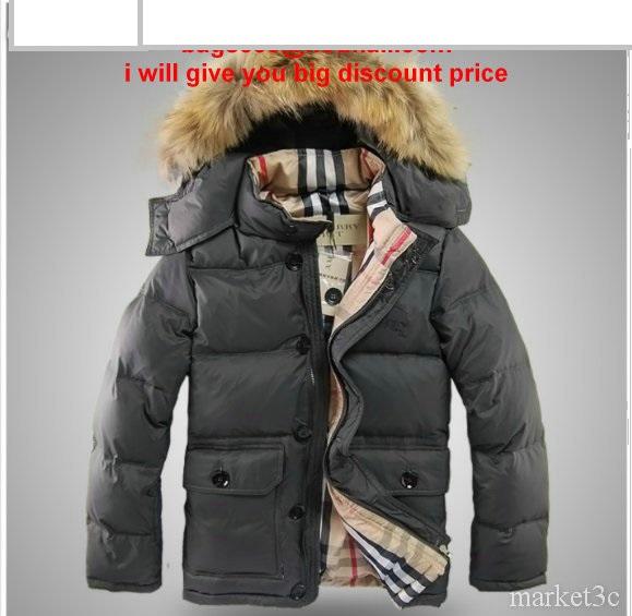 Burberry parka price