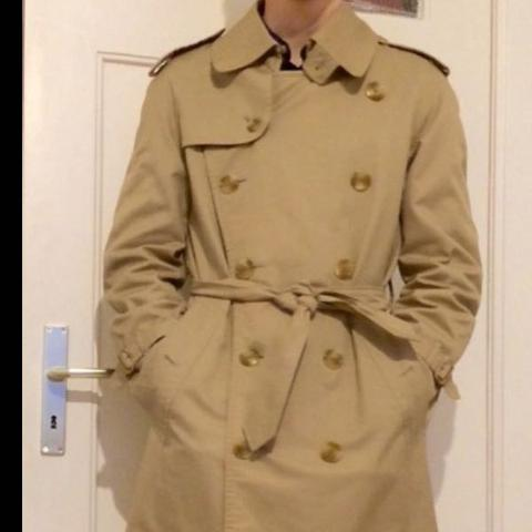 Burberry trenchcoat herren fake