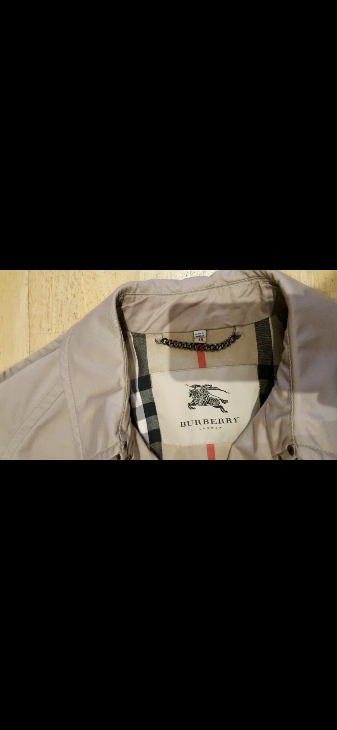 Burberry Trenchcoat Original oder Fake?? (Mode, Plagiat)