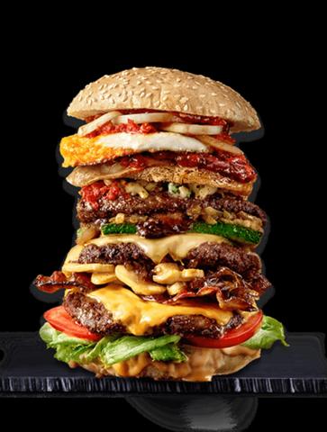 Burger Sorten 🍔?