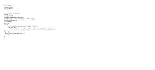 Der Code - (Programm, c-sprache, hilfe-gesucht)