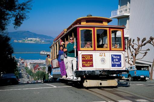 Cable Cars - (USA, San Francisco)