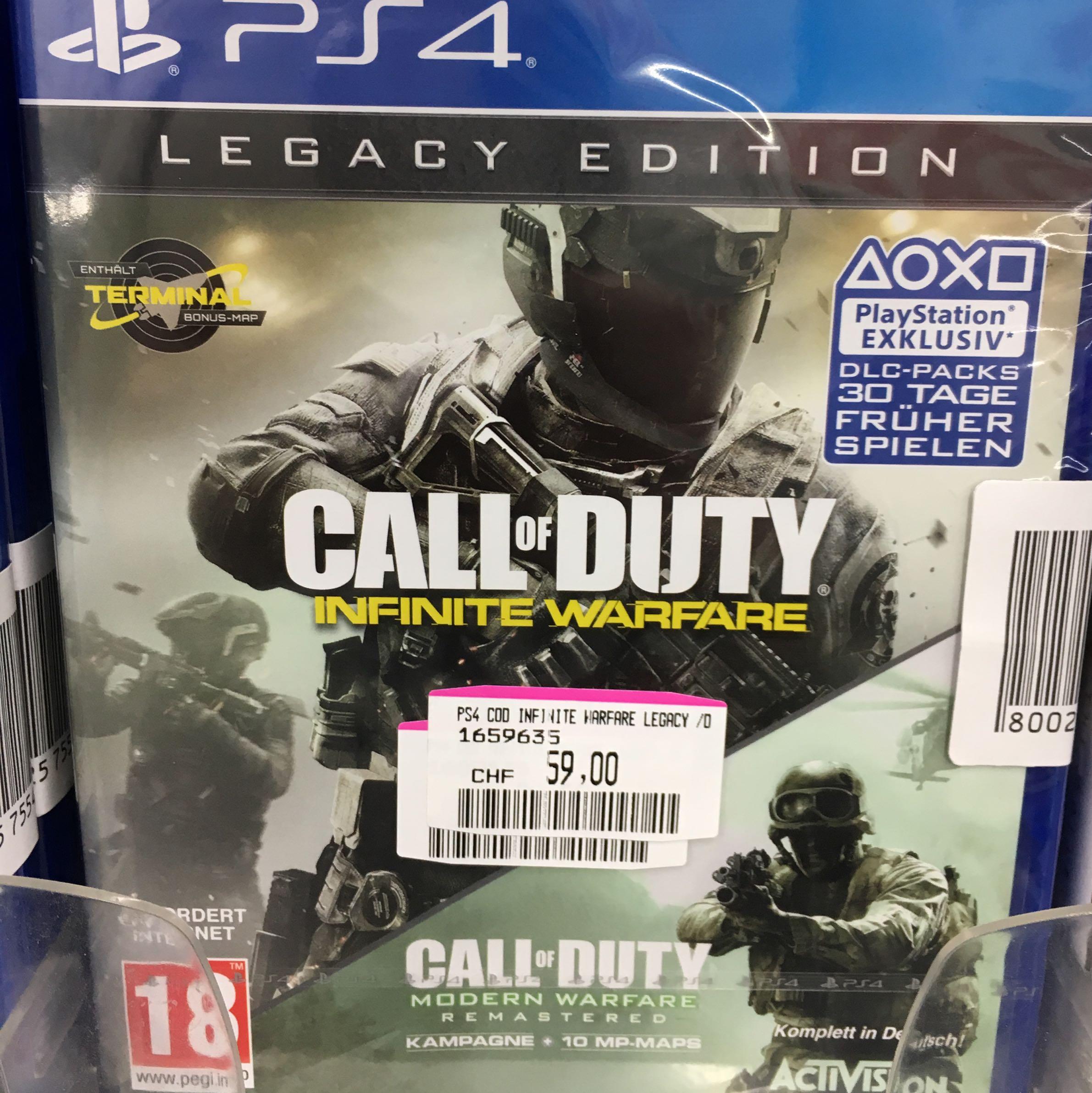 Call Of Duty Infinite Warfare Startet Nicht