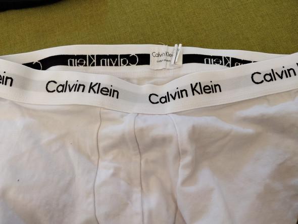 Calvin klein boxershorts echt oder fake 3 stück 23€ bei