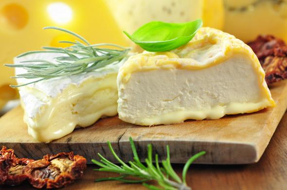 Camembert: Bester (franz.) Weichkäse?