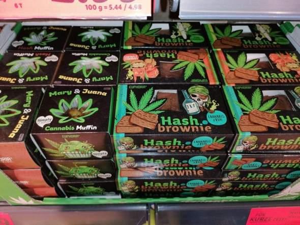 """""""Cannabis-Produkte"""" bei Lidl, was hältst du davon?"""