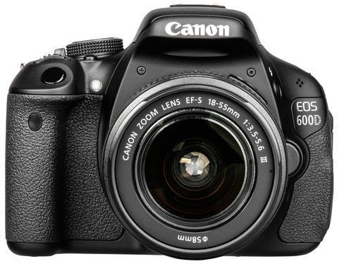 Objektiv - (Canon, Objektiv, kit)