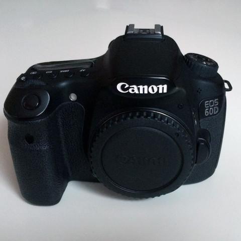 60D - (Fotografie, Canon)