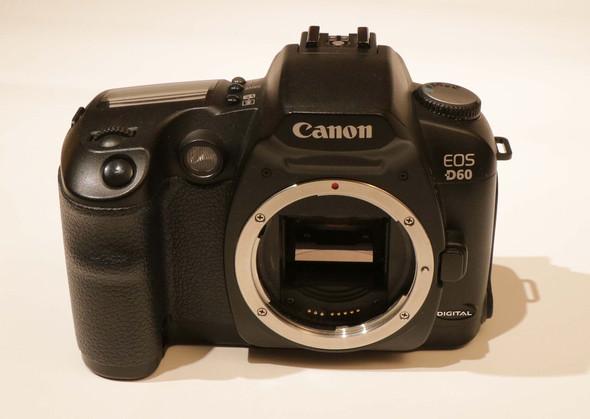 D60 - (Fotografie, Canon)