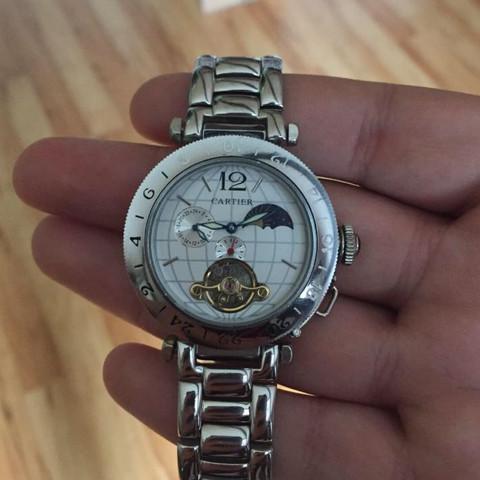 Uhr 1  - (Uhr, echt, Replica)